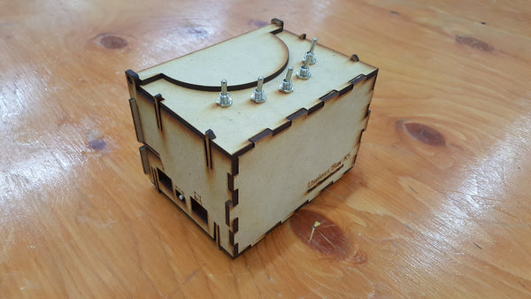 [MakerBay Central/ Yau Tong] Build a useless box! [Summer]