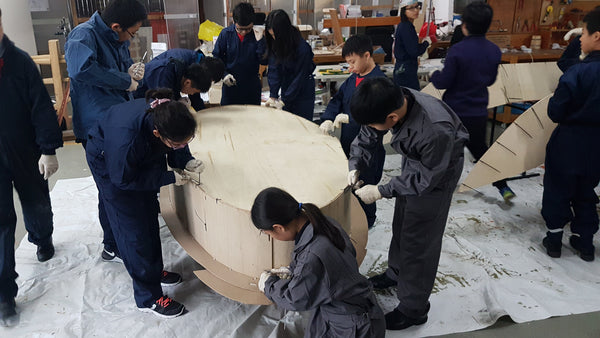Boat Building | #Ocean #Craft #Composite Materials