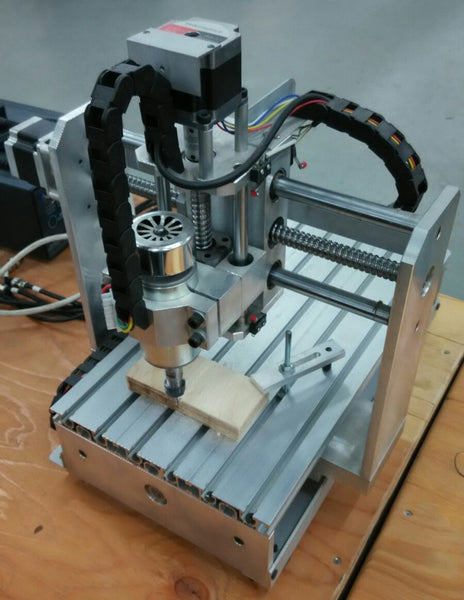 [MakerBay Yau Tong] CNC Milling Induction Class - Adults