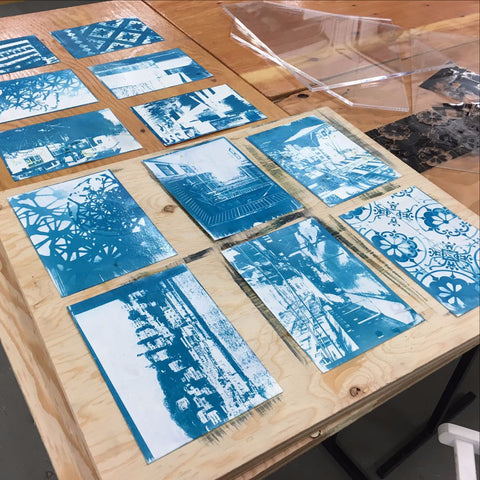 [Yau Tong] Cyanotype Workshop