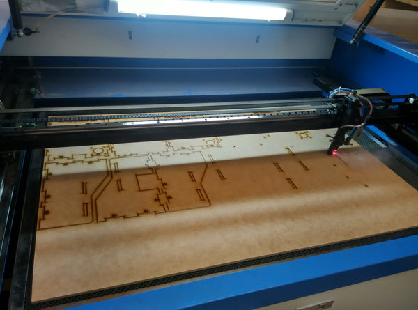 Laser Cutting Induction Class (Machine Operation and Safety)