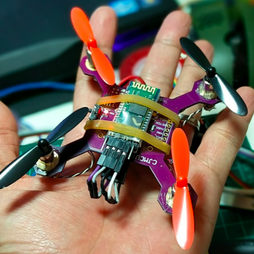 [MakerBay Yau Tong] DIY Mini Drone Workshop | DIY迷你無人機