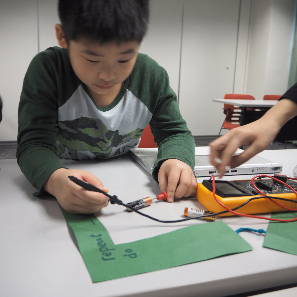 [MakerBay Central] Becoming a Technologist | 科技小達人 (Total 4 sessions 共4堂)