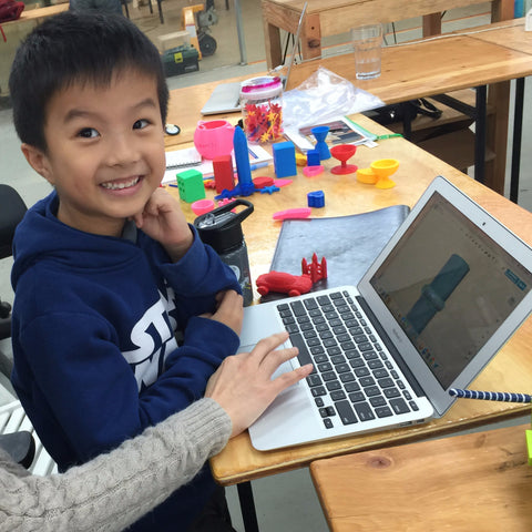 [MakerBay Yau Tong] 3D Printing Workshop - Families