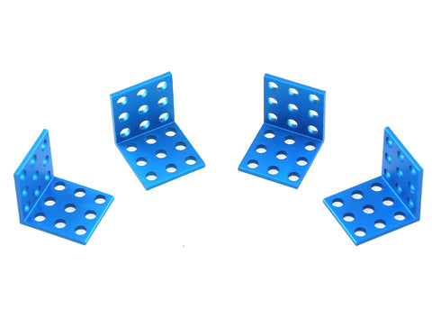 Bracket 3x3-Blue (4-Pack)