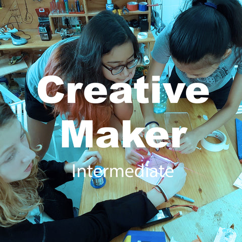 Young Maker Series #2: Creative Maker 【小創客系列#2:創意創客】