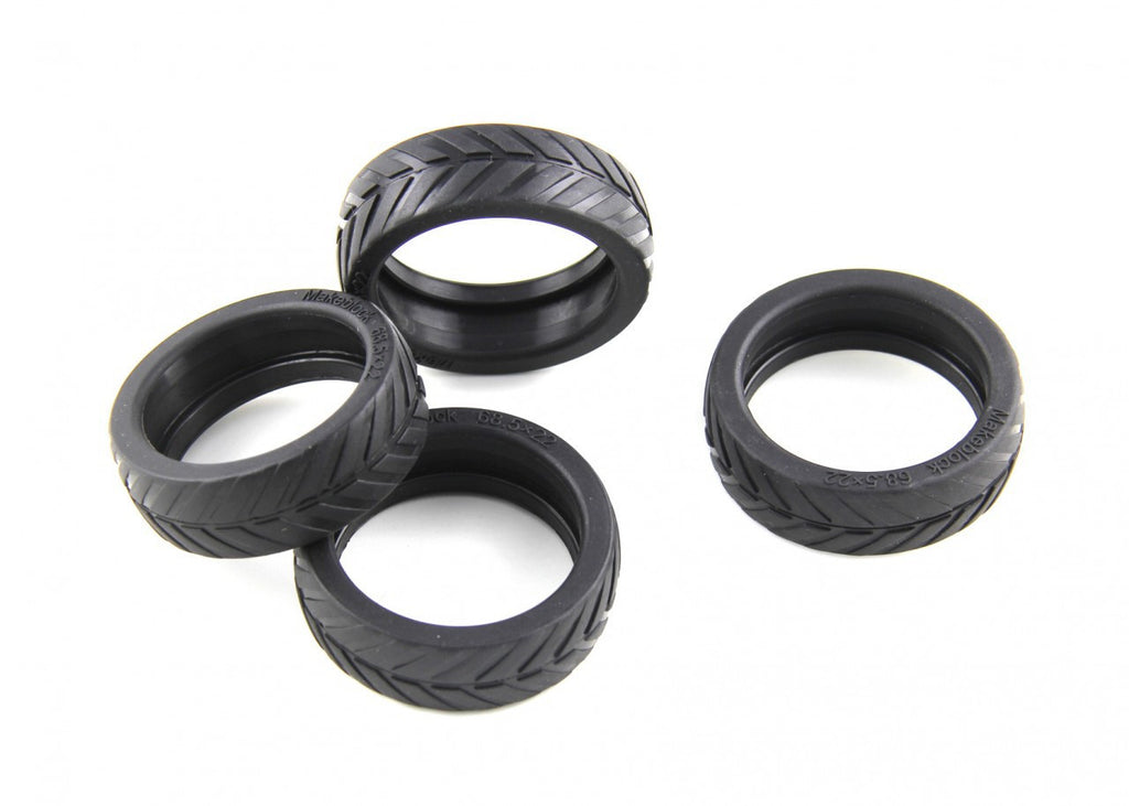 Tire 68.5 x 22mm (4-Pack)