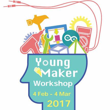 [MakerBay Central] Young Maker|年輕創客系列