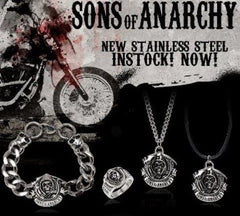 Sons Of Anarchy Officially Licensed Products