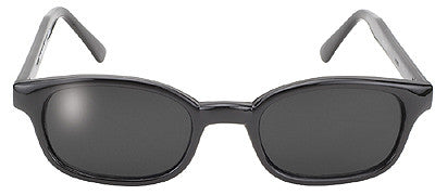 Original KD's Biker Glasses Dark Grey Lens