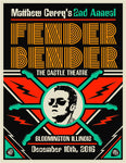 2nd Annual Fender Bender Poster