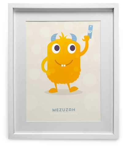 Mitzvah Monsters - Mezuzah