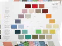 Annie Sloan Chalk Paint Colour Card Chart The White Robin