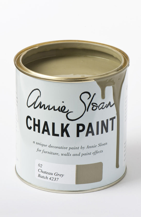 Chateau Grey by Annie Sloan