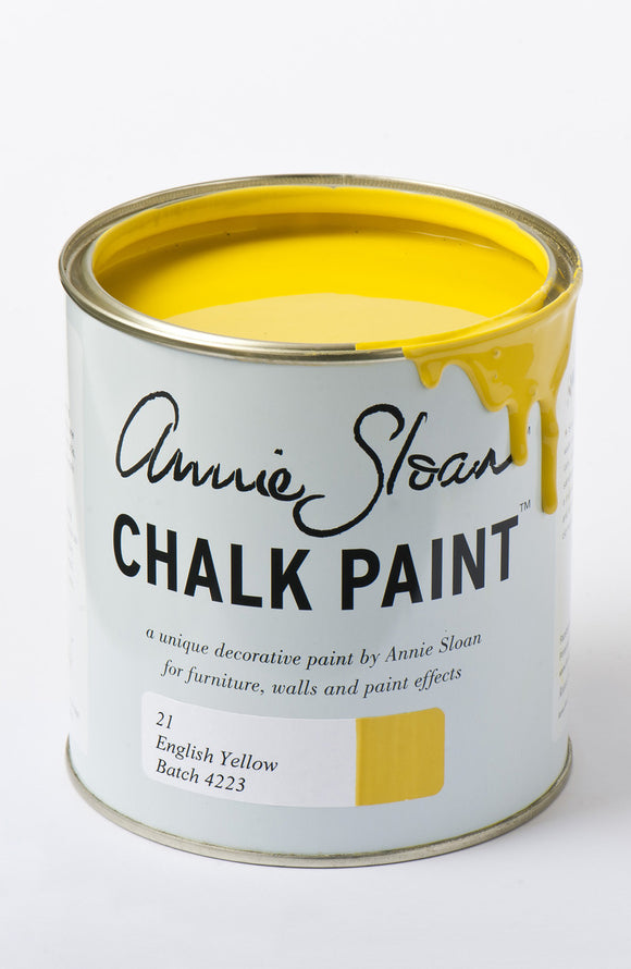 English Yellow by Annie Sloan
