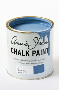 Greek Blue by Annie Sloan