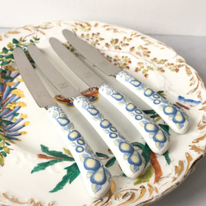 Coalport Cutlass knives (4)