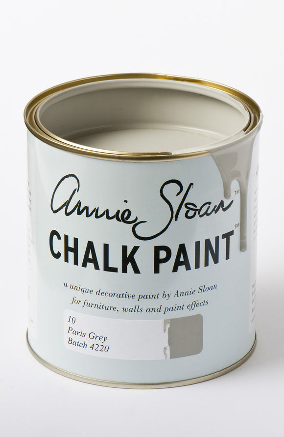 Paris Grey by Annie Sloan