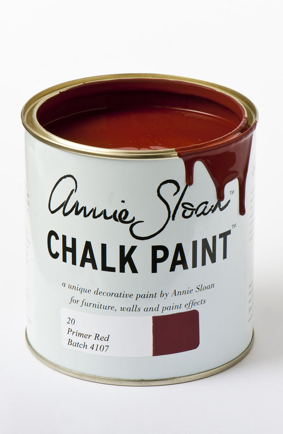Primer Red by Annie Sloan