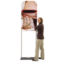Pillow Case Fabric Eurofit Bannerstand