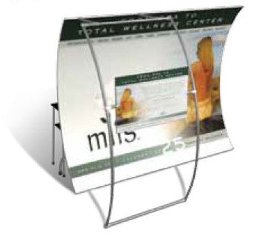 Rear Projection Display Kit for 10'w x 10'h Space