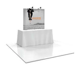 "Coyote Mini Tabletop Kit for 6' Table - Footprint dimensions: 57.25""w x 48.25""h x 11.75""d"
