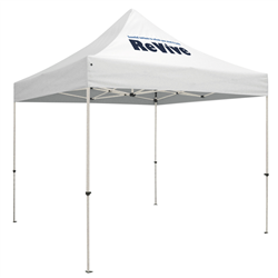 Standard 10 x 10 Event Tent Kit (Full-Color Thermal Imprint, 1 Location)