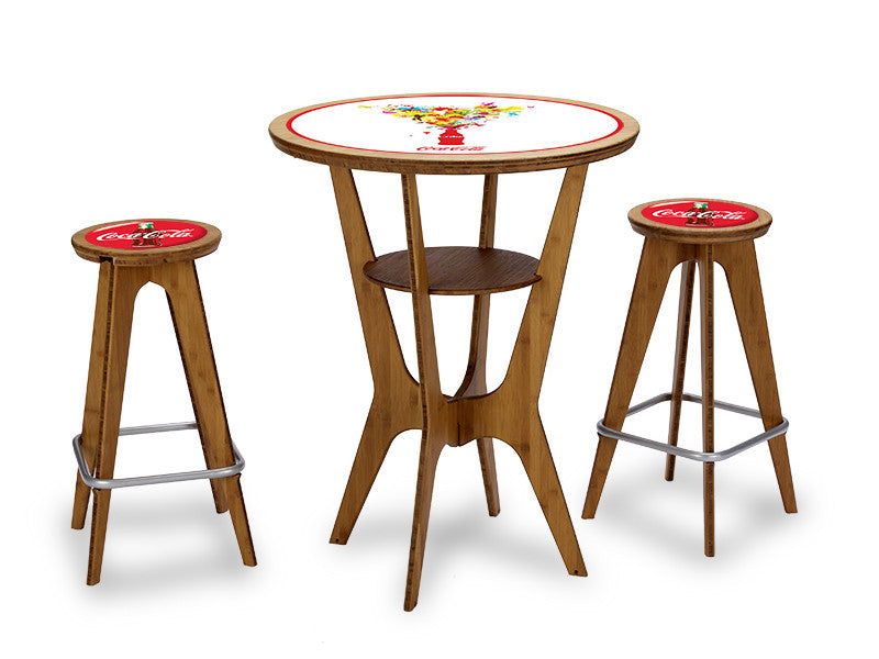 Table & Chairs - Brandable Too!