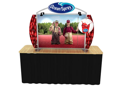 Sacagawea VK-0002 Premium Table Top Display