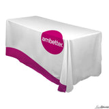 Full Color Table Covers - (click for price options below)