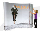 PopUp Display Kit 1 for 10' Wide Space