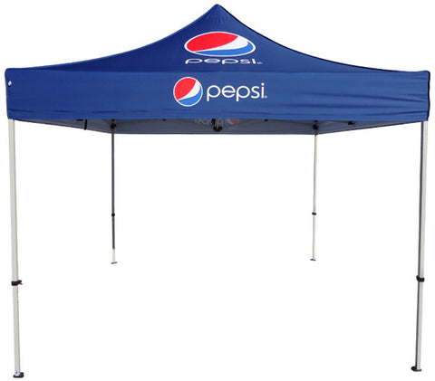 A Waterproof 10 x 10 Event Tent Kit (Full Color)