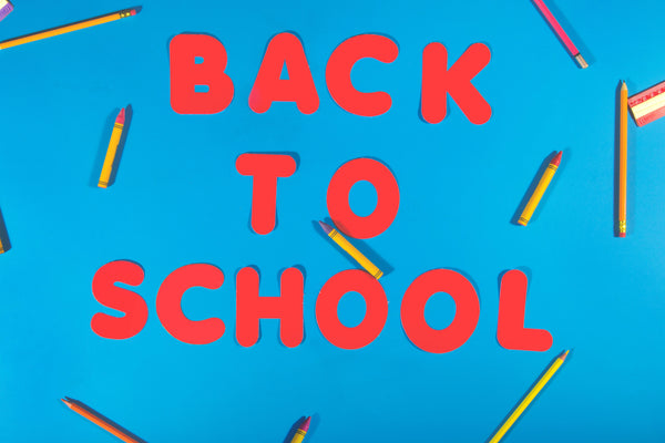 Back to School Shopping Items That You May Not Have Considered
