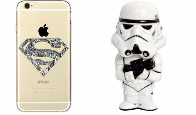 7 Amazing Phone Accessories That Every Superhero Lover Will Adore