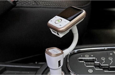3 in 1 car radio, music player and USB charging dock