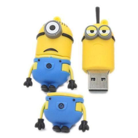 minions flash drive minions collectible