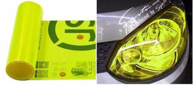 CRYSTAL CAR LAMP PROTECTOR