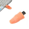 16GB, 32GB, or 64GB Finger Flash Drive