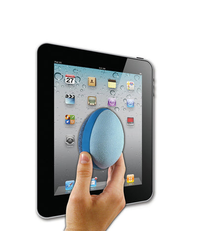 Egg Microfiber Phone Tablet Laptop Screen Cleaner