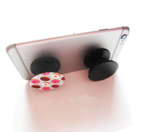 Adhesive Sockets Mobile Phone Holder