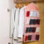 Foldable Wardrobe Hanging Bags Socks Clothes Storage Bag