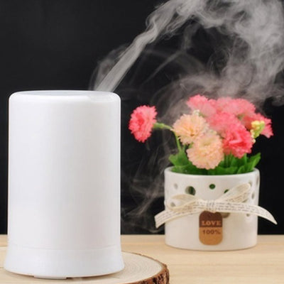 3-in-1 Ultrasonic Aroma Diffuser, Humidifier And LED Lamp Incense Alternative