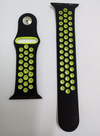 Silicone Sports Strap For Apple Watch (Replacement Strap)