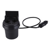 Dual USB 12-24V Car Charger Cup