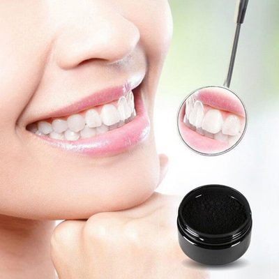 Activated Charcoal Whitening Powder