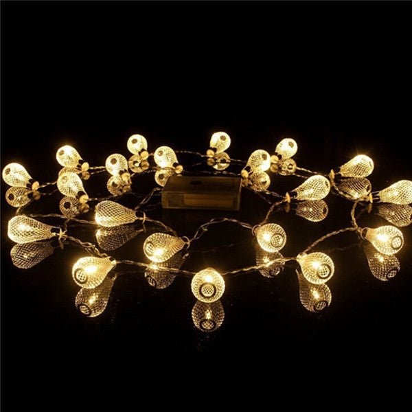 20 LED Battery Powered String Lights