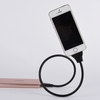 FLEXIBLE SMARTPHONE DOCK AND CHARGING CABLE
