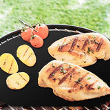 BBQ Grill Mats / Barbecue Mats (2 pieces)