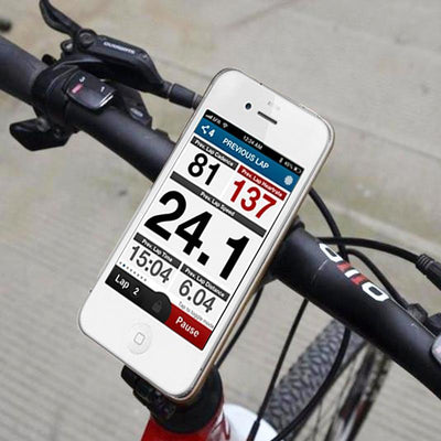 BICYCLE SPEED AND FITNESS TRACKER