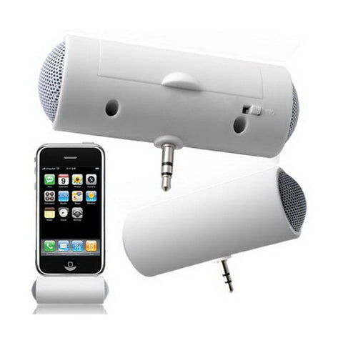 3.5mm Mini Stereo Speaker For iPhone